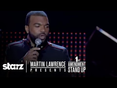 Martin Lawrence Presents 1st Amendment Stand-up promo