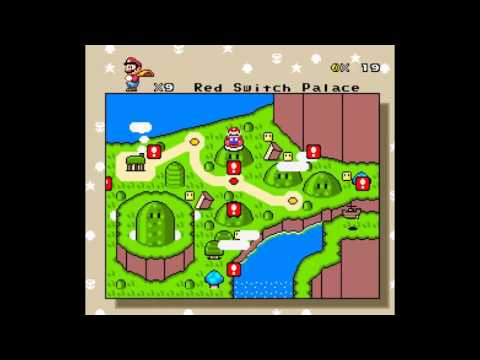 Super Mario World 2 (Smw Hack Demo C3)