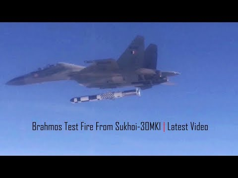 India SuccessfullyTest Fires Brahmos Missile From Su-30MKI | China Worried! | Latest Video
