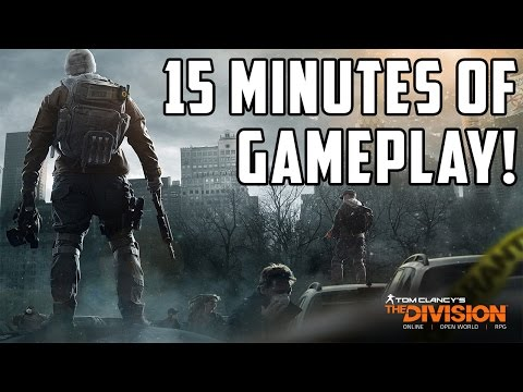 Tom Clancy's: The Division (XB1/PS4/PC) - 15 Minutes of Gameplay! (1080p HD) (видео)
