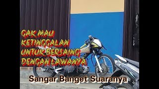 Video GANASNYA SUPRA X 125 BORE UP BUAT LIARAN 201 METER MP3, 3GP, MP4, WEBM, AVI, FLV Maret 2019