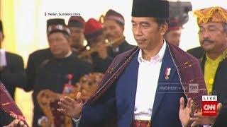 Video Momen Jokowi Menari Tor-Tor Bersama Raja-Raja Mandailing MP3, 3GP, MP4, WEBM, AVI, FLV November 2018