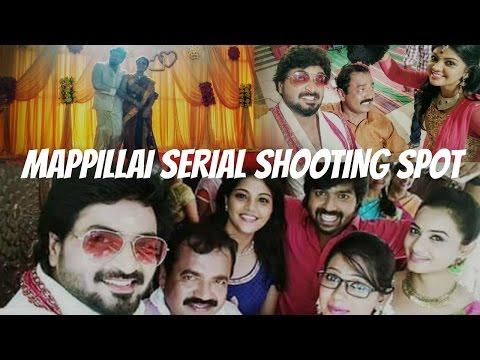Video Mappillai Serial Shooting Spot Video | RJ Senthil | Sreeja | Vijay TV | Senthil & Jaya download in MP3, 3GP, MP4, WEBM, AVI, FLV January 2017