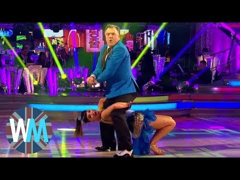 Top 10 Hilarious Strictly Come Dancing Performances