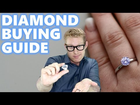 Engagement Ring Diamond Size Comparison How to Buy 1 Carat on Finger Hand 2 1/2 3/4 .5 Ct Best Cheap