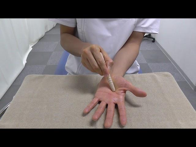 【セルフケア動画】手の整体 4 胃腸の働きを良くして肩こりを解消する