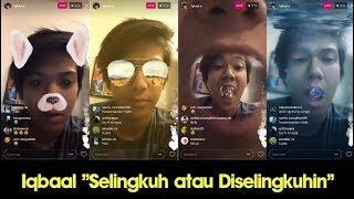 "Video Iqbaal ""Selingkuh atau Diselingkuhin?"" MP3, 3GP, MP4, WEBM, AVI, FLV Maret 2018"