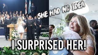 SURPRISING MY GIRLFRIEND AT GRADUATION Subscribe: http://bit.ly/JoeyKidneySubscribe  Follow my IG: http://bit.ly/JoeyInstagram Watch more http://bit.ly/Late...