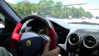 2009 Ferrari Scuderia Test Drive - Naples Motorsports