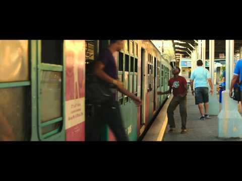 Trash Clip 'Train Station'