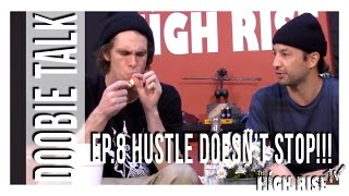 THE EVERYDAY HUSTLE!!! (THE DOOBIE TALK PODCAST: EPISODE #8) by 2 Girls 1 Bong