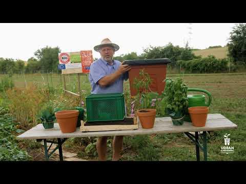 Wurmkompostierung - Hitze- und Kältefest