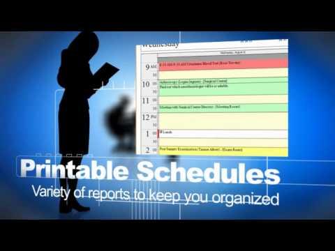 Video of ScheduFlow Business Calendar