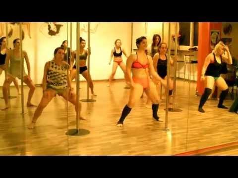 Gal BePole – Fu**ing Problems Twerk Choreo