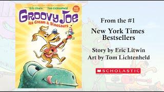 Groovy Joe, Ice Cream and Dinosaurs - Book Trailer