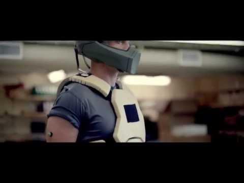 美國軍方研發出「超狂的鋼鐵人智慧裝甲衣」,當泡沫一釋放出來後的效果連敵軍看了都會想投降!