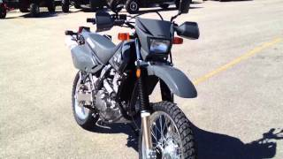 7. 2012 Suzuki DR650SE in Solid Iron Gray at Tommy's MotorSports