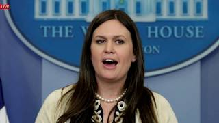 "Sarah Sanders Press Briefing, Press Conference, Donald Trump Secretary 7/20/17 Sean SpicerLIKE  COMMENT  SHARE  SUBSCRIBE & HIT THAT BELL TO NEVER MISS OUT! THANKS!――――――――――――――――――――――――――――――► Welcome to the President Donald Trump News Channel!► We Bring You The Latest News & Politics► Remember to Click the 🔔 BELL next to Subscribe Button► To Turn on Notifications! Thanks!► Subscribe ➠ Like ➠ Comment ➠ Share! ► Relax & Have a Great Time! ➤ If You Enjoy The Channel Please Consider To Subscribe➥ Its Greatly Appreciated! 🗽►Any Questions �►Don't Hesitate To Message Us! 📩――――――――――――――――――――――――――――――▼ Socials ▼► https://goo.gl/vEyj3D                                           Group► http://twitter.com/breakingbad263                   Twitter► http://www.facebook.com/breakingbad263    Facebook► https://goo.gl/3ifqdH                                           Google +► https://goo.gl/p6Hfol                                           Community[Open 24/7] TRUMP CHAT https://goo.gl/8qfa5C[LIVE STREAM] LINKhttps://goo.gl/OkcdqOPlaylists : ➠ Latest News & Politics Playlist https://goo.gl/muNB8L➠ Donald Trump Music Playlist https://goo.gl/Rra2dw➠ Donald Trump Playlist https://goo.gl/mu0dBj Enjoy All Events!➠ Google + Community https://goo.gl/yTR9F3★ [̲̅&̲̅] [̲̅M̲̅][̲̅O̲̅][̲̅R̲̅][̲̅E̲̅] ★We Bring You All The Latest News & Politics. Also We Show all President Donald Trump Press Conference, Speeches, Events. Including Sean Spicer Press Briefing From The White House. All Of This You Can Watch At Our LIVE STREAM Right Here! Watch Debates From The Senate Floor, Enjoy Our Chat! We Got Full Speeces In HD. Watch news on top stories on president trump and politics news and top stories us news and world news. This is donald trump live news this is also breaking and latest news in politics news and us news and word news ! President donald trump wants to get the investigations done with, president trump has been open about getting to the bottom of this whole ordeal so he can move past it. The political news and politics news in latest news in top stories and current events and world news and news today and breaking news today and latest news on russia and politics and russia investigation.ENPThe Footage We Use Is Owned By Our Government Which Falls Under Public Domain.No copyright intended. All content used in adherence to Fair Use copyright law.About the Video / Community Guidelines This footage is NOT intended to be violent or glorify violence in any way. We are sharing the footage STRICTLY for the purposes of news reporting and educating.Please See The Copyright Laws Below :Copyright Law 105. Subject matter of copyright: United States Government works Copyright protection under this title is not available for any work of the United States Government, but the United States Government is not precluded from receiving and holding copyrights transferred to it by assignment, bequest, or otherwise.Copyright Disclaimer Under Section 107 of the Copyright Act 1976, allowance is made for ""fair use"" for purposes such as criticism, comment, news reporting, teaching, scholarship, and research. Fair use is a use permitted by copyright statute that might otherwise be infringing. Non-profit, educational or personal use tips the balance in favor of fair use.If There Is Any Concern Or Problem With Our Channel In Anyone's View, Please Contact Us.Ⓔntertainment Ⓝews PoliticsWe've got you covered!"
