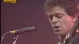 Video 4) Lou Reed - There She Goes Again - Live in Barcelone, 1985 MP3, 3GP, MP4, WEBM, AVI, FLV Agustus 2018