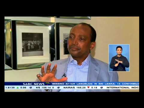 Patrice Motsepe calls for African entrepreneurs to help fight Ebola