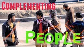 NepaliPrank - Complementing people + fun