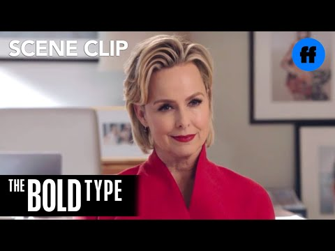 The Bold Type   Season 2, Episode 3: Jane Tries To Get Her Job Back from Jacqueline   Freeform