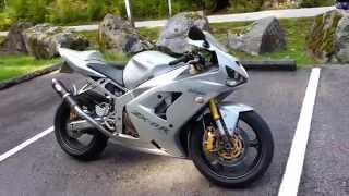 10. 2004 KAWASAKI ZX6R 636 WALK AROUND