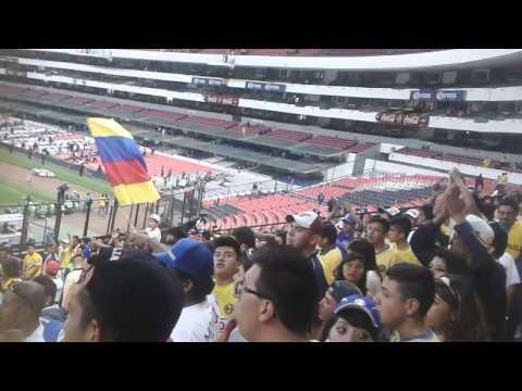 La monumental 16 LKC pumas culero - La Monumental - América