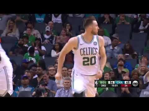 Boston Celtics vs Charlotte Hornets - Full Game Highlights Nov. 7 2019
