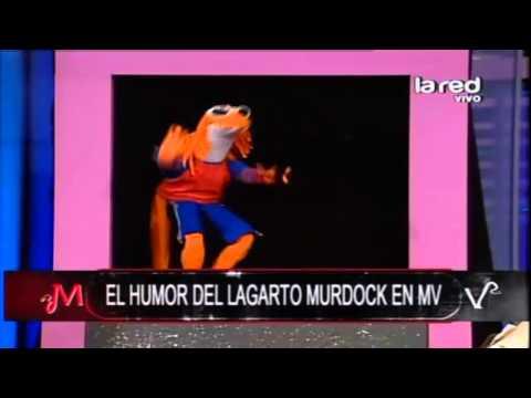 el lagarto MURDOCK en sin censura mentiras verdaderas del 21/09/12 (macrojinegro) 1