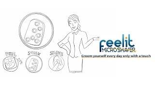 Feel it Microshaver- Whiteboard Explainer Video