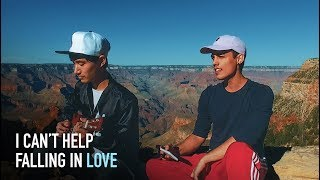 Video Can't Help Falling In Love (Cover by Leroy Sanchez) MP3, 3GP, MP4, WEBM, AVI, FLV Maret 2018