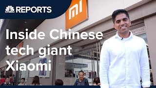 XiaoMi - China's global top technology innovators