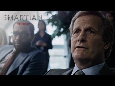 The Martian (TV Spot 'Save Mark Watney')