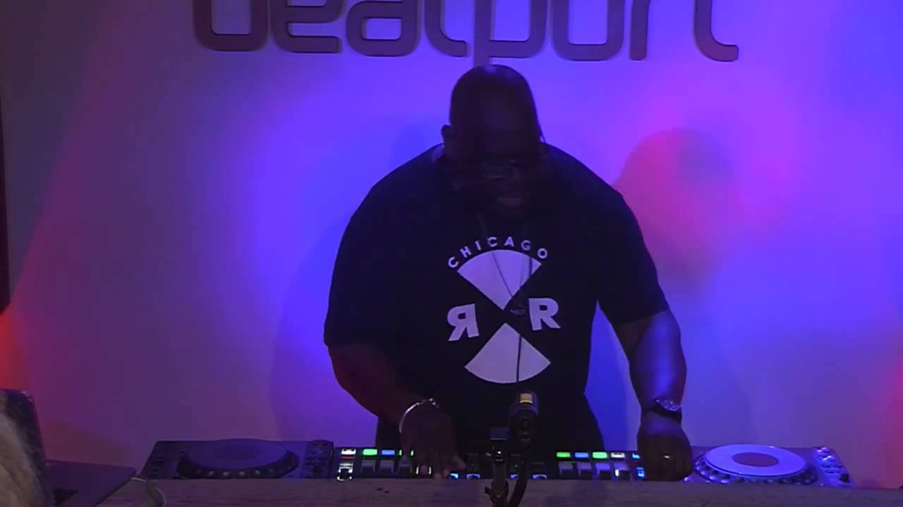 Carl Cox - Live @ INTEC Showcase, Beatport Studios, Amsterdam Dance Event 2015