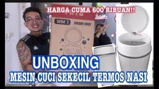 Download Video UNBOXING MESIN CUCI SEKECIL TERMOS NASI (MITO WM 1) MP3 3GP MP4