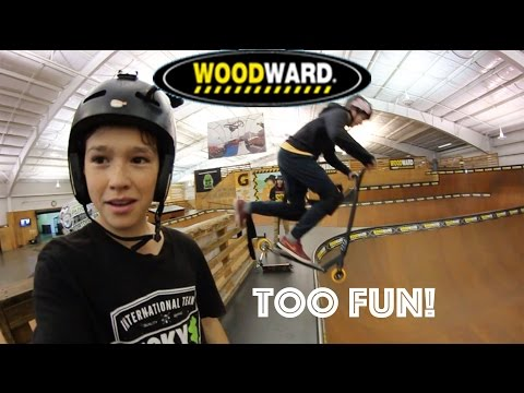 The Woodward Experience!