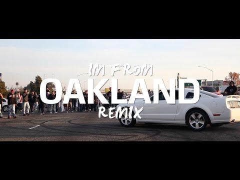 Young Chop - Im From Oakland Remix Ft Keak Da Sneak