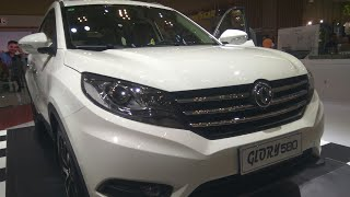 Video DFSK (Dongfeng-Sokon) Glory 580 1.5 Turbo CVT First Impression Review Indonesia - GIIAS 2017 MP3, 3GP, MP4, WEBM, AVI, FLV Desember 2017