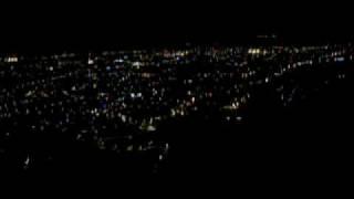 Vista de Ambato, Ecuador