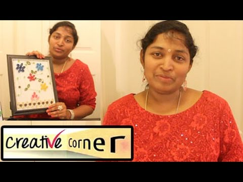 Creative Corner || How to Make Paper Quilling Jewellery