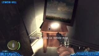 The Walking Dead Survival Instinct - All Vehicle Key Locations (No Down Payments Trophy/Achievement)