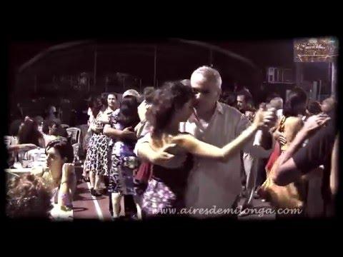 La Veraniega, sabados en club Ferro C Oeste, Tango en BA