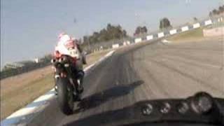 10. Ducati 1098R Bonus! McWilliams v Fabrizio Jerez