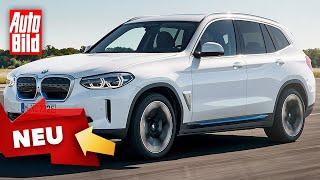 BMW iX3 (2020): Neuvorstellung - Elektro - SUV - Info by Auto Bild