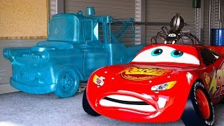 Video LIGHTNING MCQUEEN FREAKS OUT after seeing FROZEN Mater CARS Season 1 Full Movie Disney Pixar CGI MP3, 3GP, MP4, WEBM, AVI, FLV September 2018