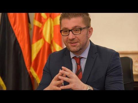 Απάντηση Μιτσκόσκι στον Μίτσελ: «Απαράδεκτη η Συμφωνία»…