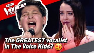 Video Is this 12-Year-Old the GREATEST vocalist of The Voice Kids EVER? MP3, 3GP, MP4, WEBM, AVI, FLV September 2019
