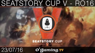 Orange vs Lifecoach - SeatStory Cup V - Groupe A Ro16