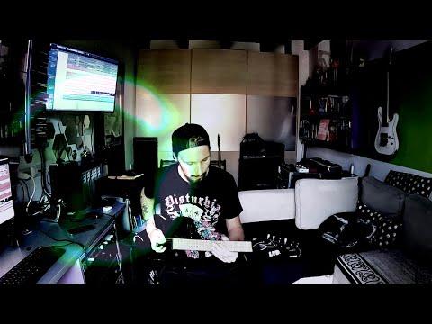 Gianluca Ferro: Red Sky Guitar Playthrough con MOOER GE300!